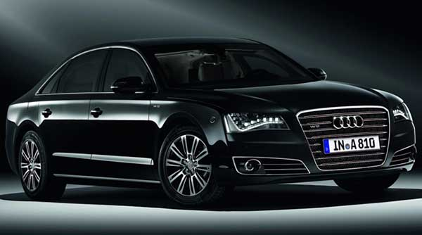 The 2012 Audi A8 is fast - Business People