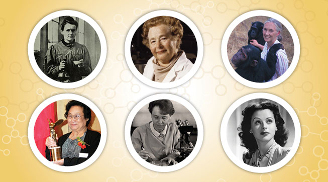 15 Notable Women in Science