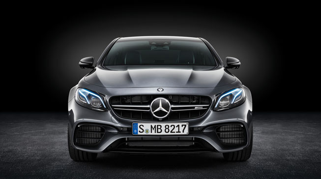 The Most Powerful E-Class Ever