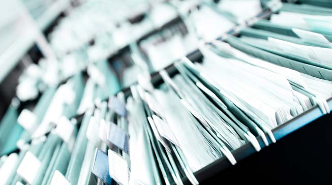 Why Your Company Needs A Document Retention Policy  Business People