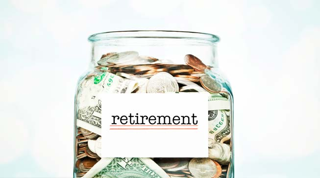 What should I do with my retirement plan money when I change jobs or retire?