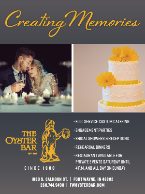 Oyster Bar - Planning your Wedding