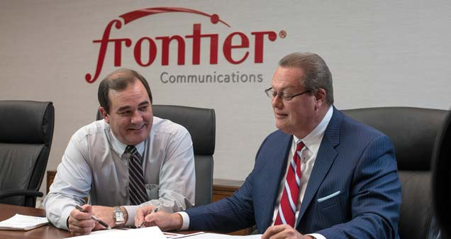 Frontier Communications Picture