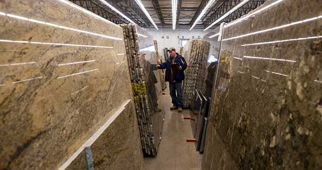 And after two expansions, Classic Marble & Stone now operates in a nearly 30,000-square-foot space.