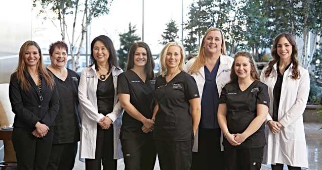 The Parkview Breast Care Team seeks to give as much support as possible to women diagnosed with breast cancer.