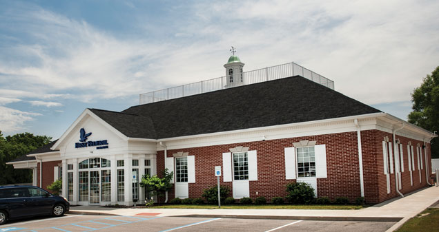First Federal Bank has two locations in Fort Wayne, including this one on Illinois Road.