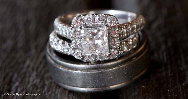 when it comes to picking out their wedding rings the guys know what they like - Guy Wedding Rings