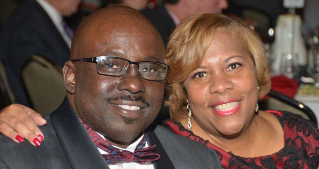 FWUL CEO Jonathan Ray & wife Rhonda